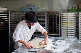 Bread Ahead doughnut workshop