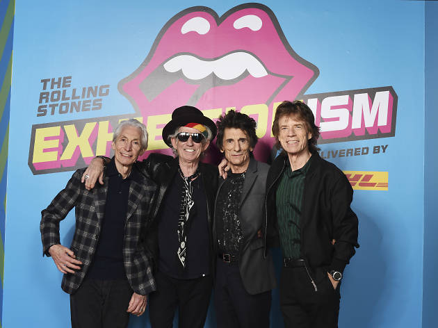 The Rolling Stones' exhibit coming to Navy Pier