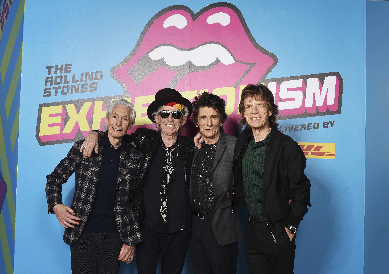 The Rolling Stones' exhibit coming to Navy Pier