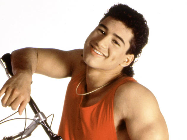 AC Slater - saved by the bell
