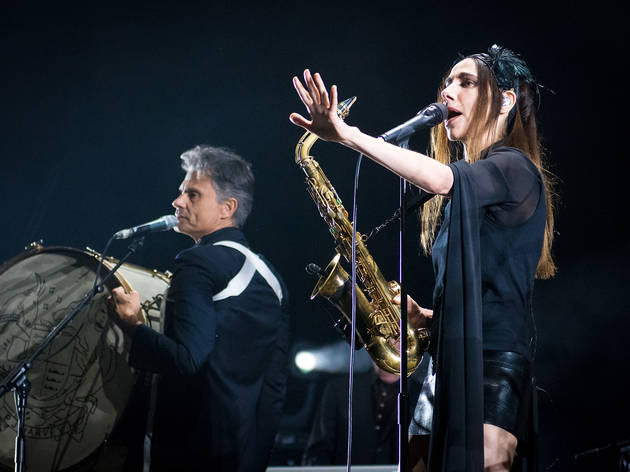 PJ Harvey is the first artist announced to play Summerstage 2017