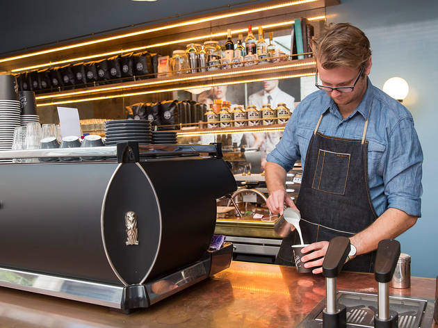 Barista at Kingswood