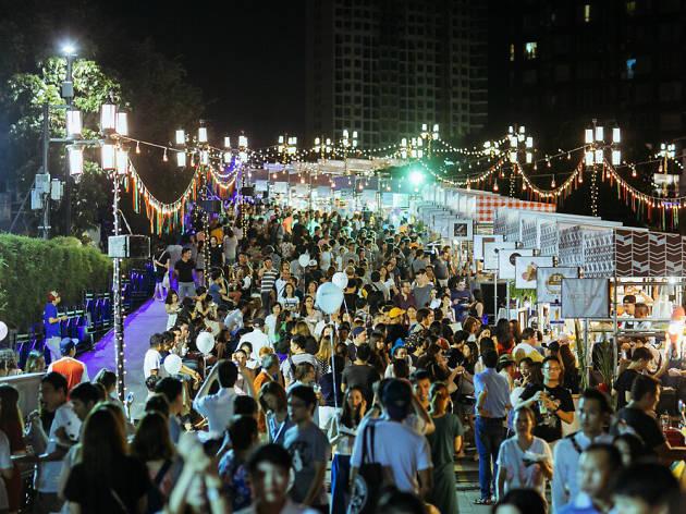 Sansiri Market Fest 2017