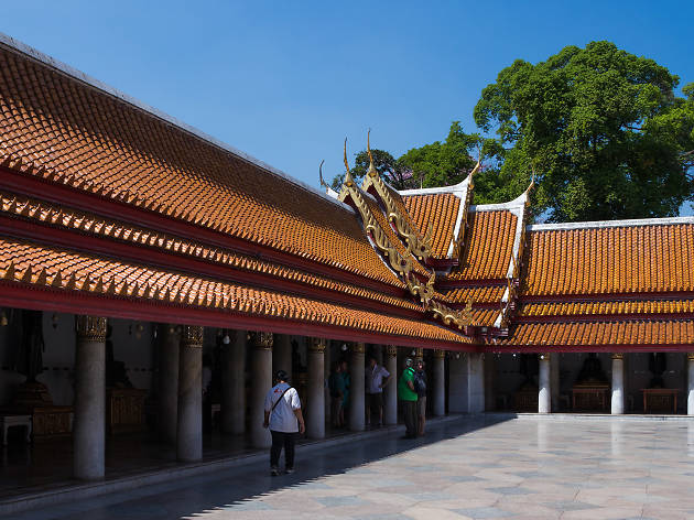 Wat Benchamabophit 04