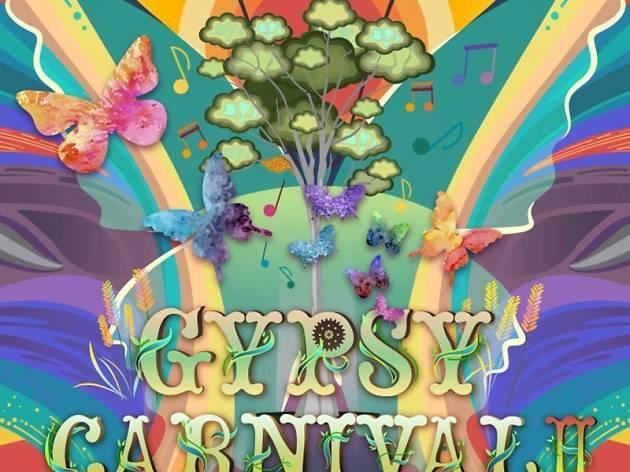 Gypsy Carnival 2 - Butterflies Calling