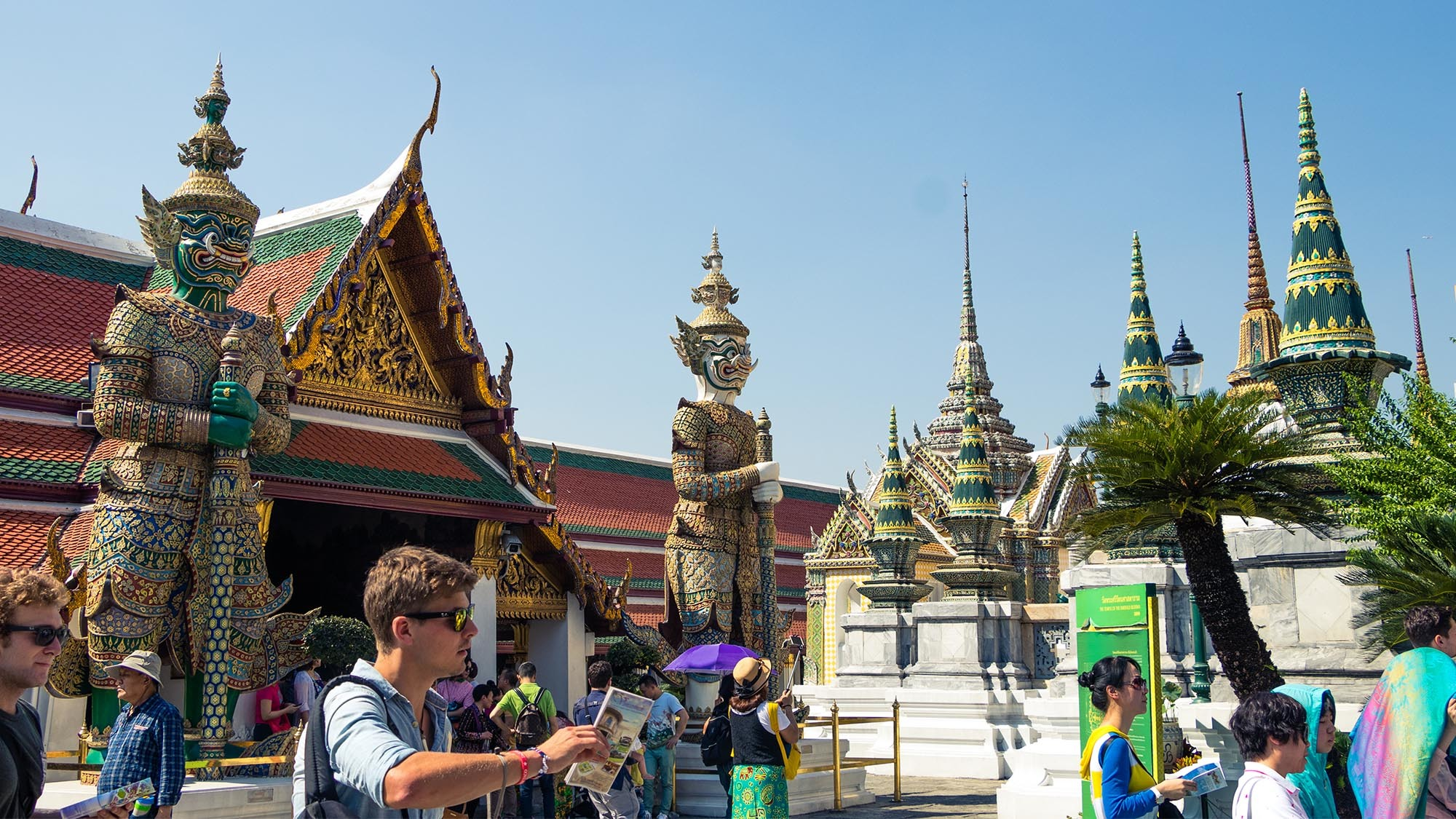 The Grand Palace & Wat Phra Kaew
