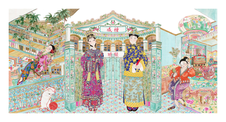 The Dr Sun Yat-sen Museum is transformed into unique art exhibition