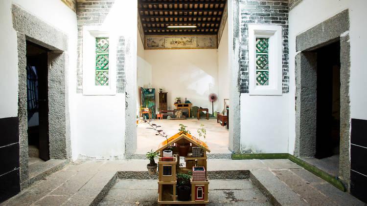 Lam Tung-pang x Old House at Wong Uk Village