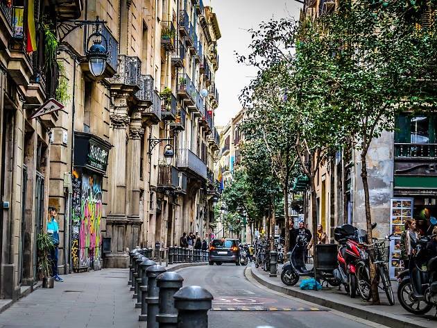 carrer barcelona