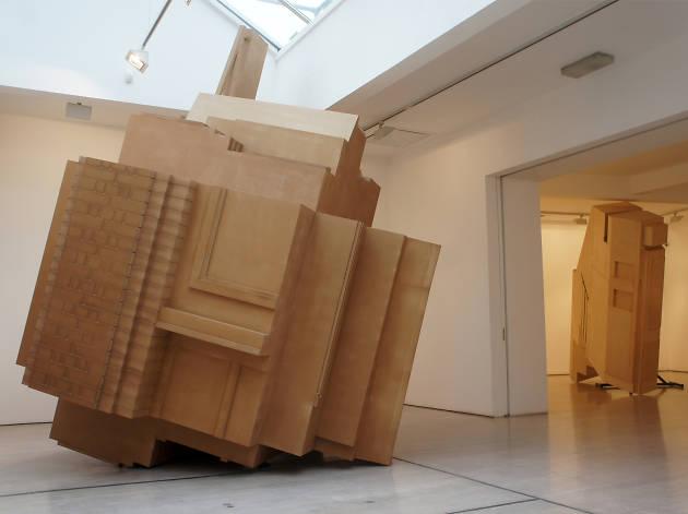 Richard Wilson: Stealing Space