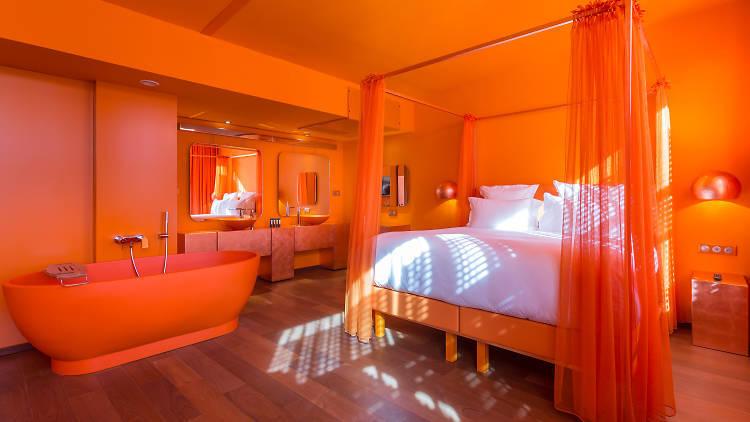 The top ten unique hotel stays in Paris