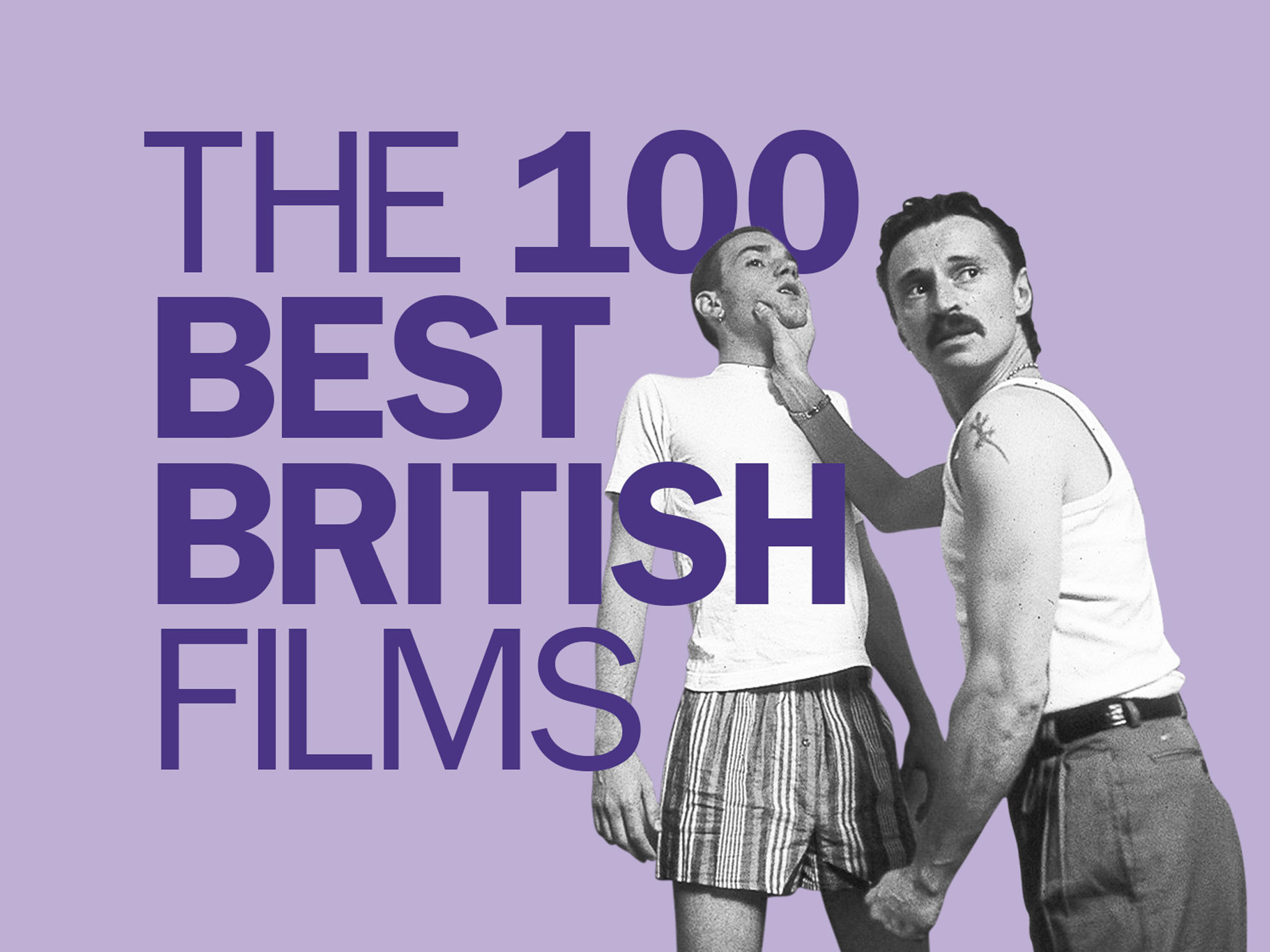 The 100 best British films