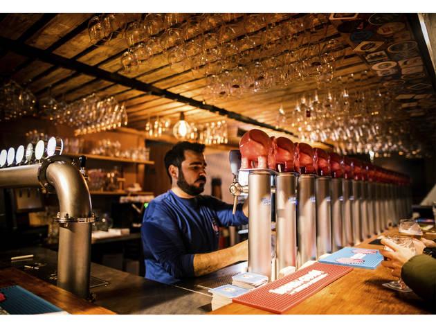 Cinco coisas que não sabe sobre o Delirium da cerveja