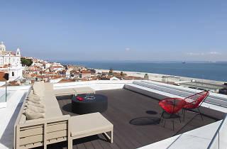 Wine Bar & Terrace do Memmo Alfama
