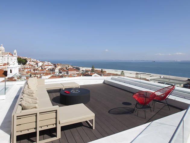 The best hotels in Alfama