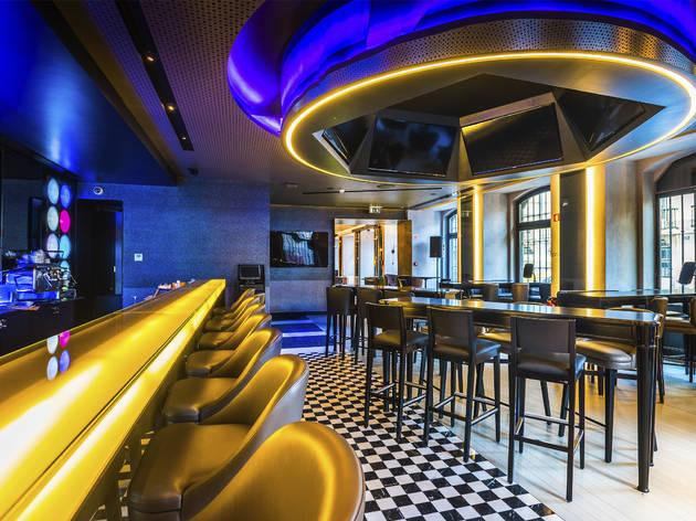 CR7 Corner Bar & Bistro do Pestana CR7 Lisboa