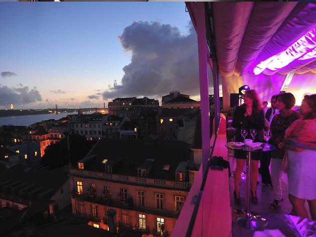 Terraço Bar do Bairro Alto Hotel