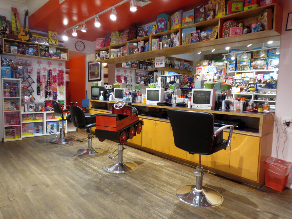 Best Hair Salons For Kids Haircuts In New York