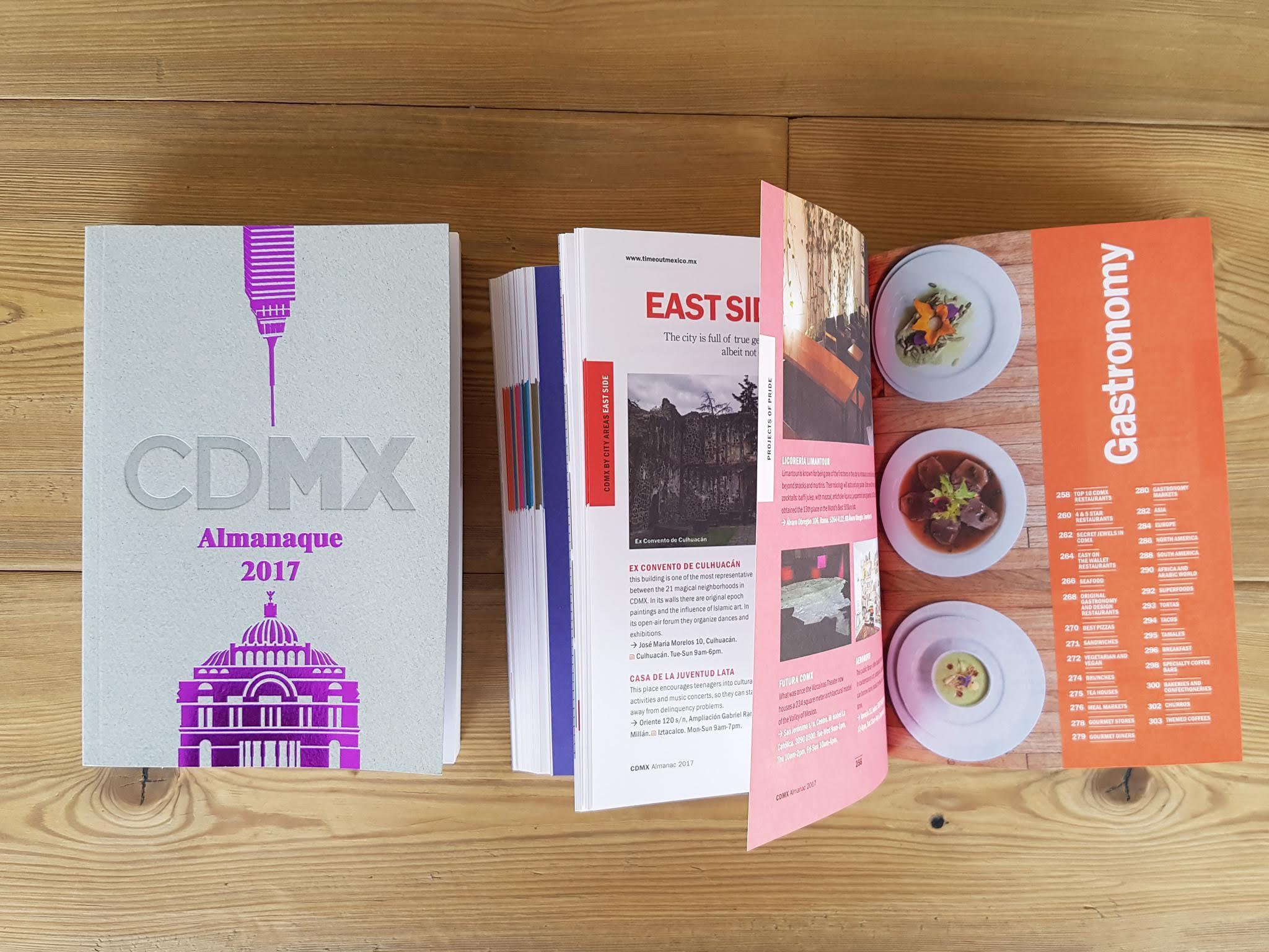 cdmx almanaque 2017