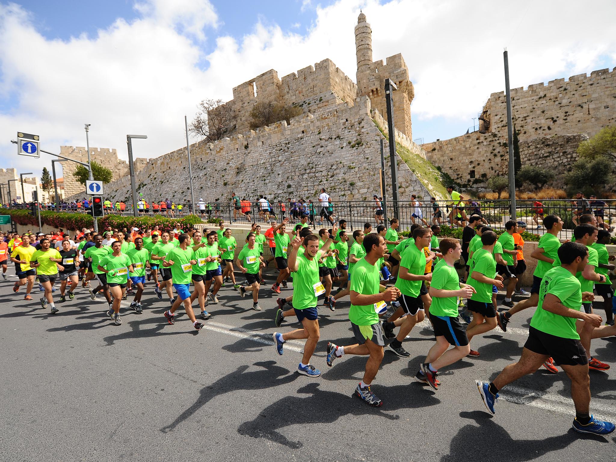 International Jerusalem Winner Marathon