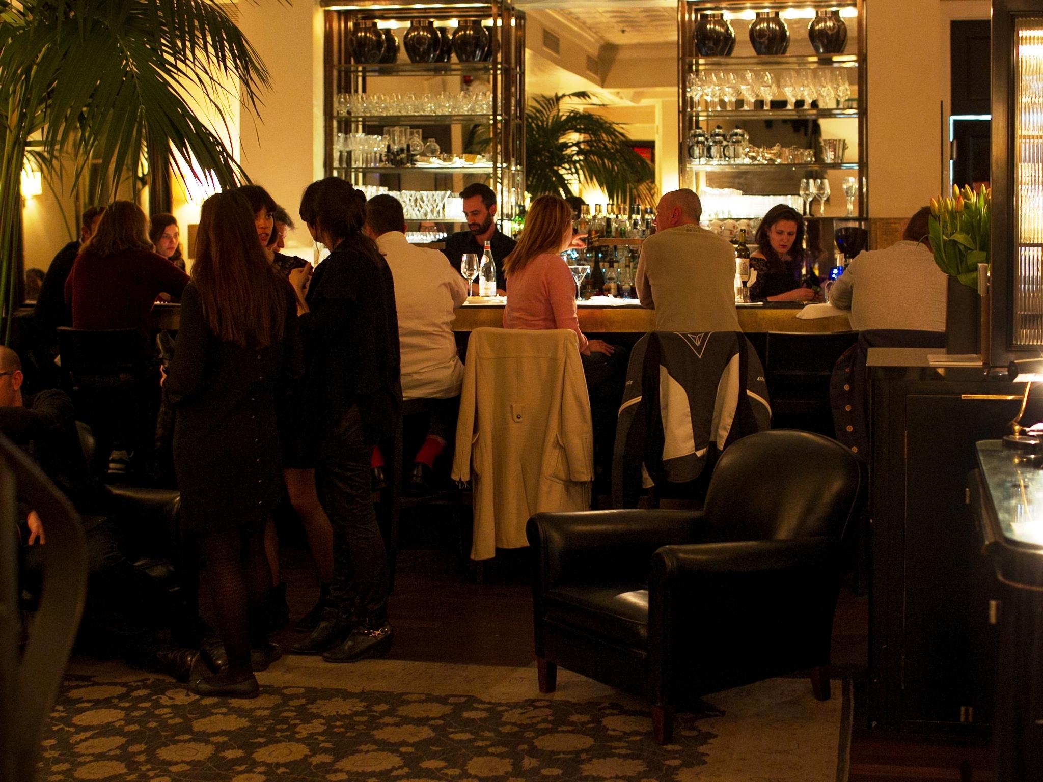 Hotel Montefiore Bar
