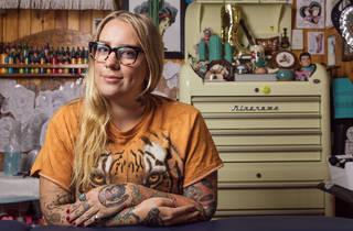 LDF Tattoo Melanie Milne