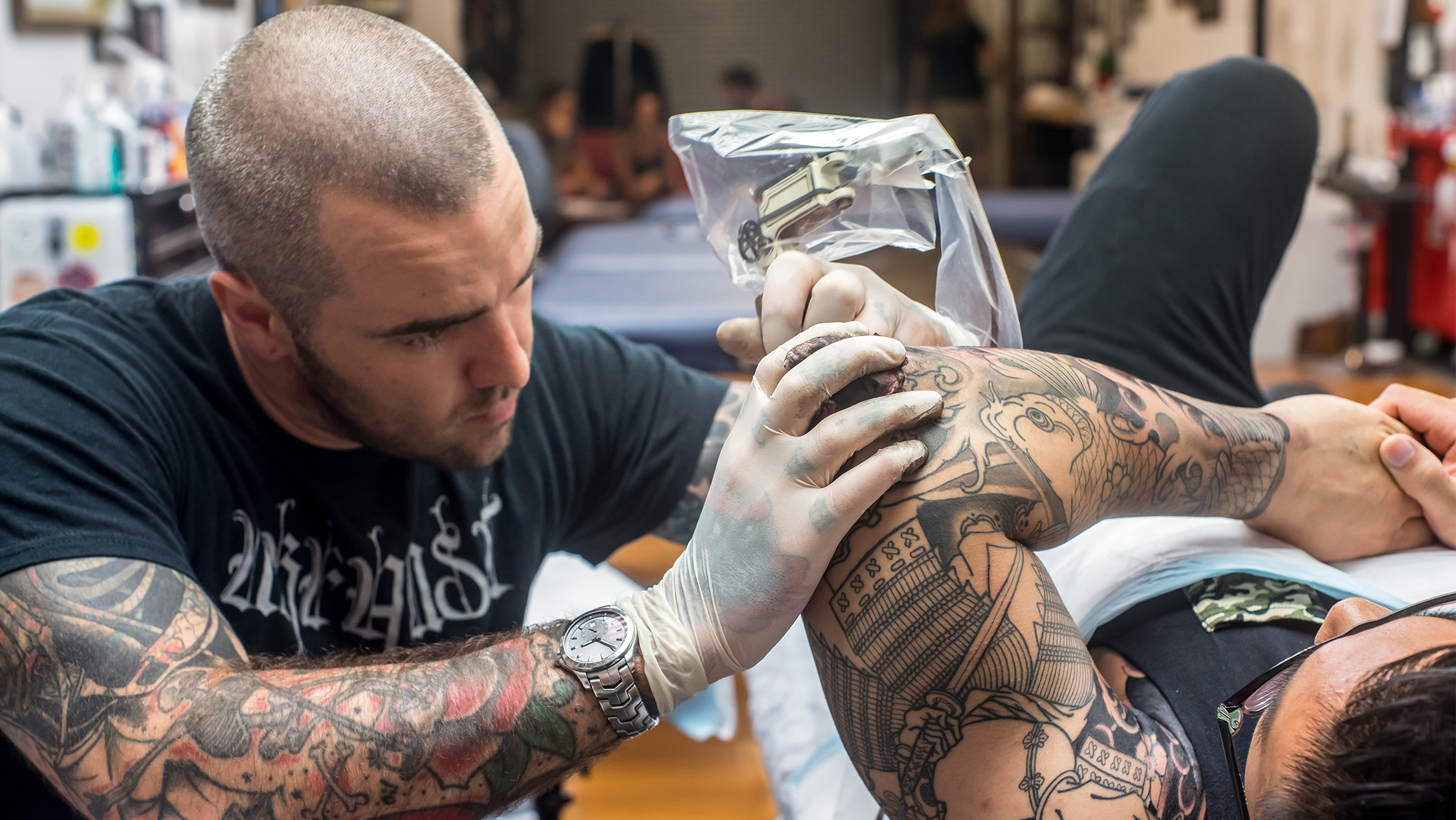 7e8e008cb The 10 Best Tattoo Parlours and Studios in Sydney