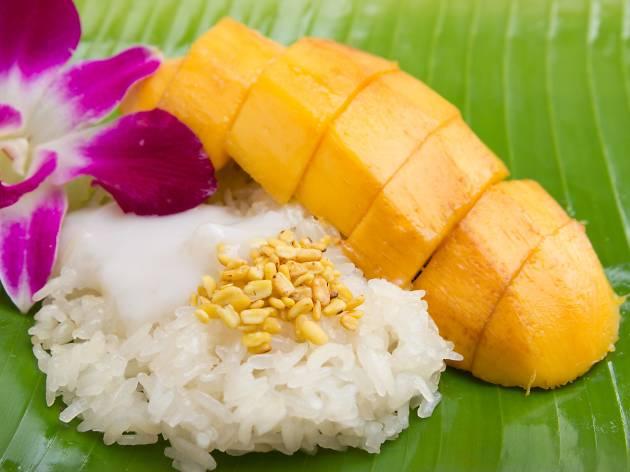 Makan Kitchen Thai dinner buffet