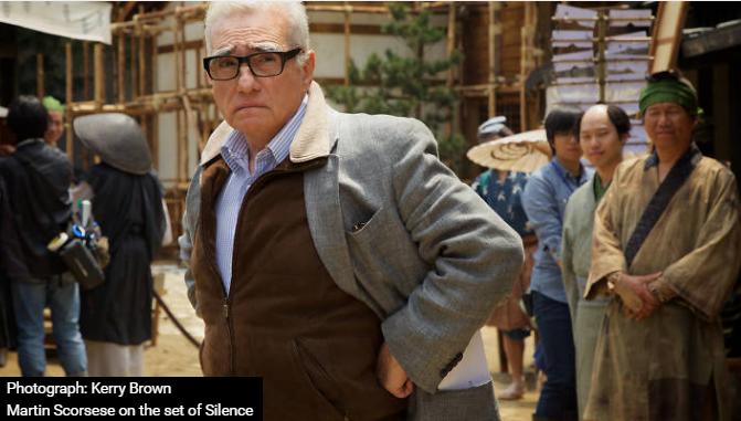 Martin Scorsese talks about his Oscar-nominated opus 'Silence'