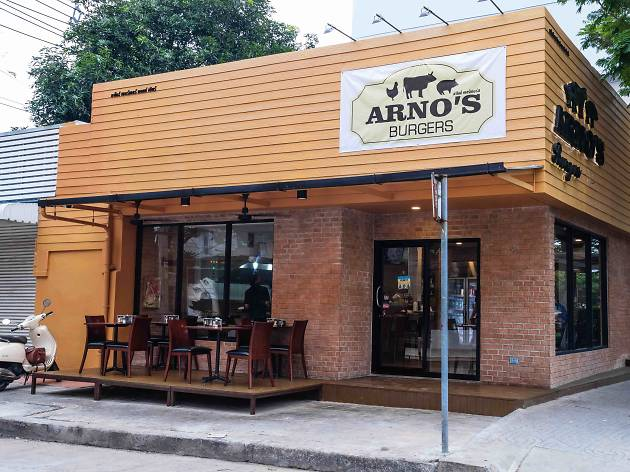 Arno's Burgers
