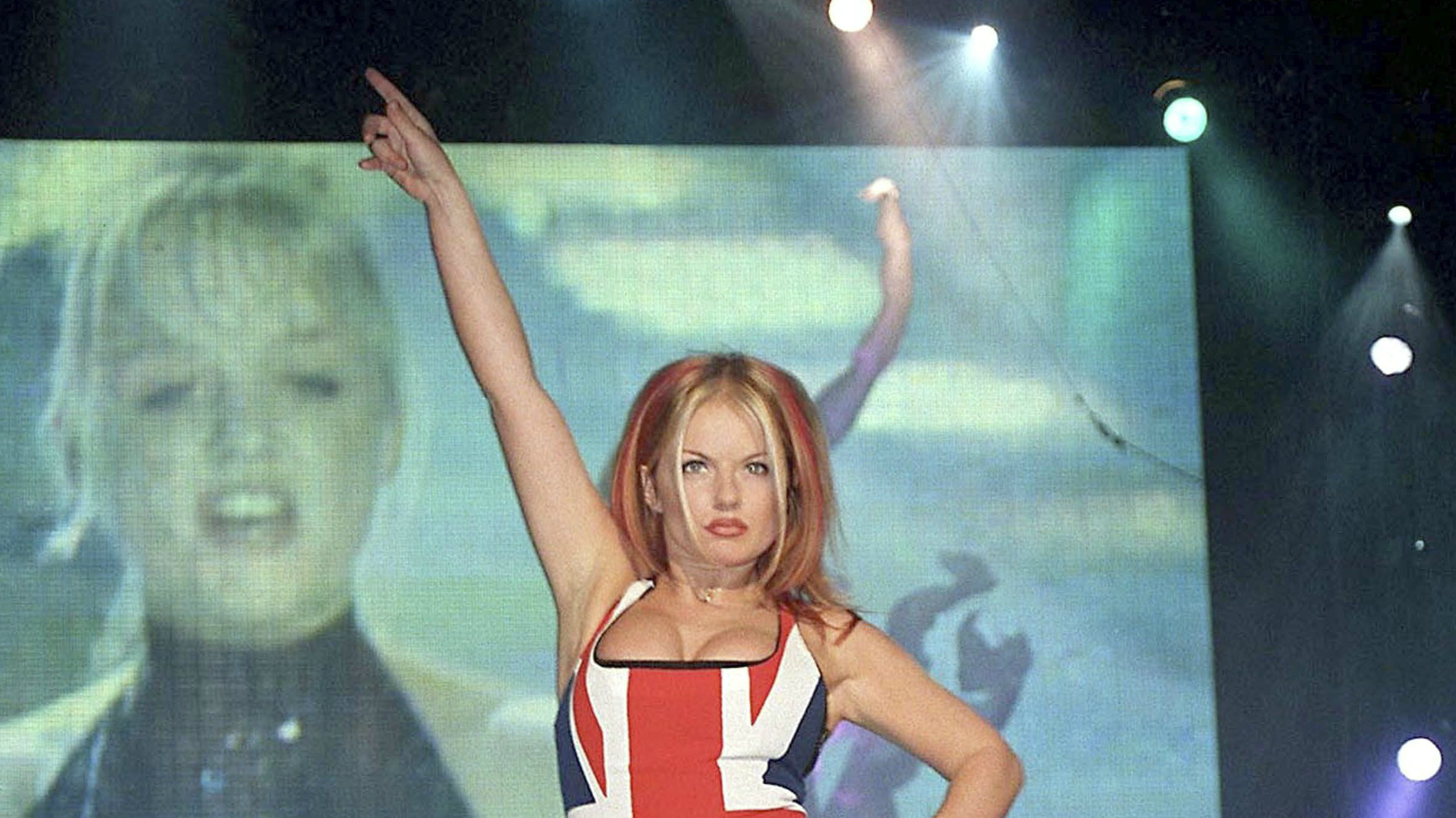 It's been 20 years since Geri Halliwell wore that Union Jack dress to the Brits