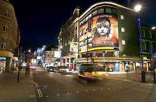 West End in London