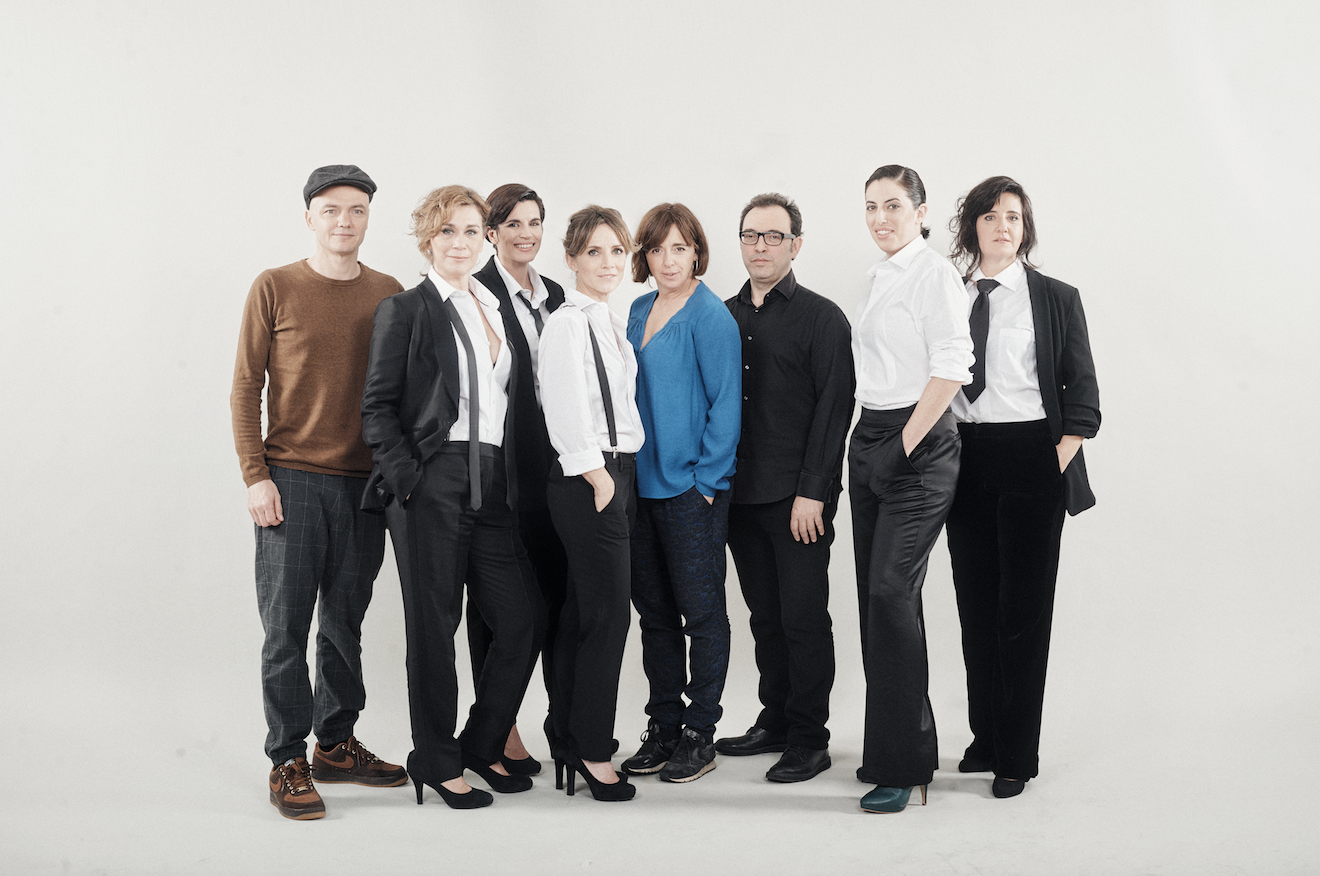 5 razones para ir a ver 'Homes, la comedia musical' en el Teatro Condal