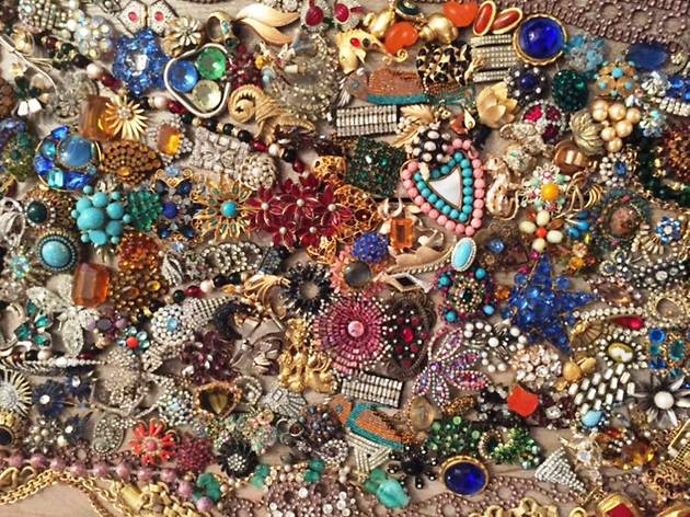 The Tel Aviv Museum of Art exposes the colorful life of buttons