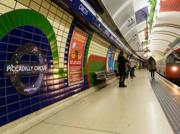 Bad news: there might be a strike on the night tube next month