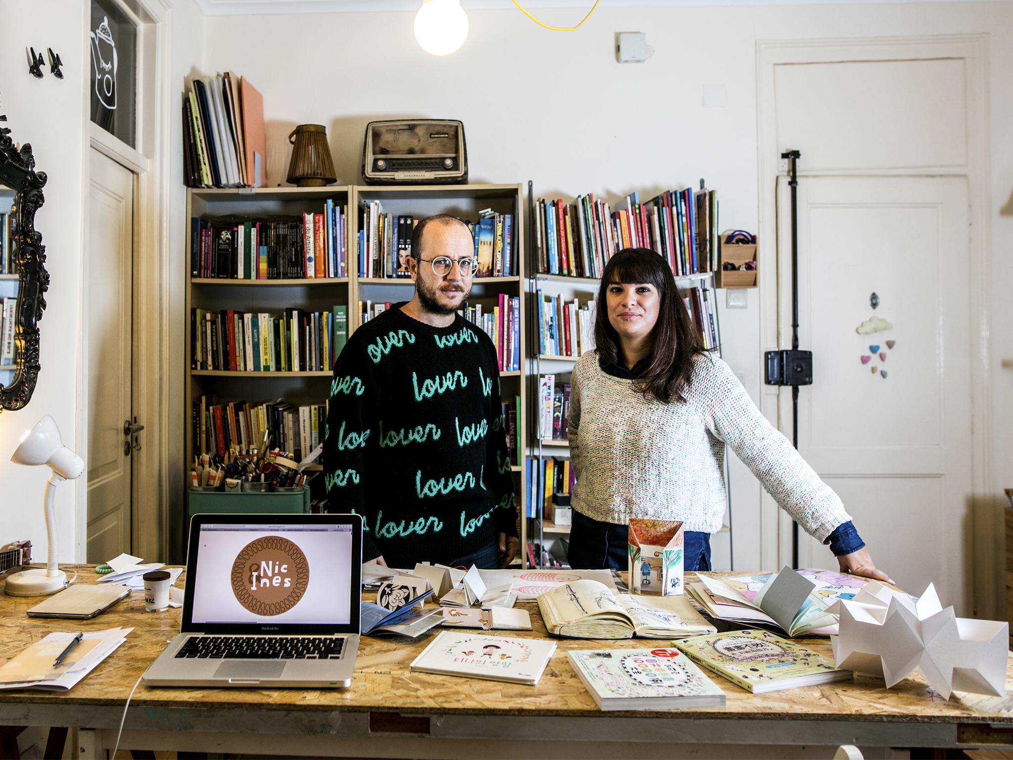Eles voltaram e os workshops mais caseiros de Lisboa também