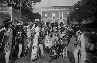Carnaval em lisboa antigo