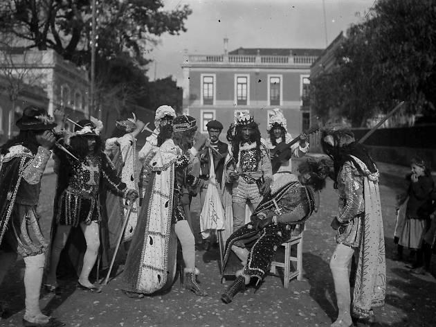 Antigamente, o Carnaval em Lisboa era assim