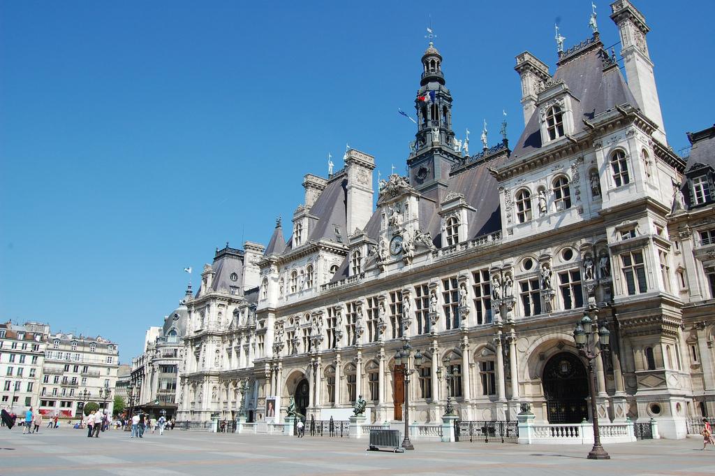 Les quatre premiers arrondissements de Paris vont fusionner