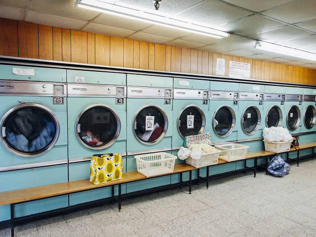Barbican Launderette