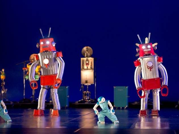 'Robot' by Blanca Li Dance Company at the Barbican