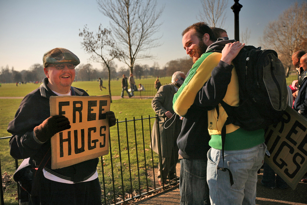 What's your most heartwarming London story?