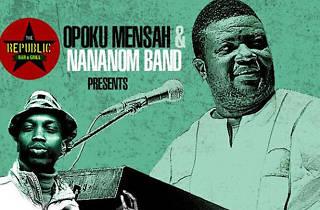 Opoku Mensah & Nananom Band