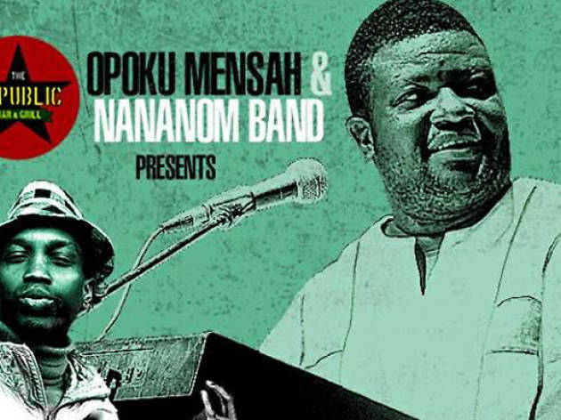 Opoku Mensah