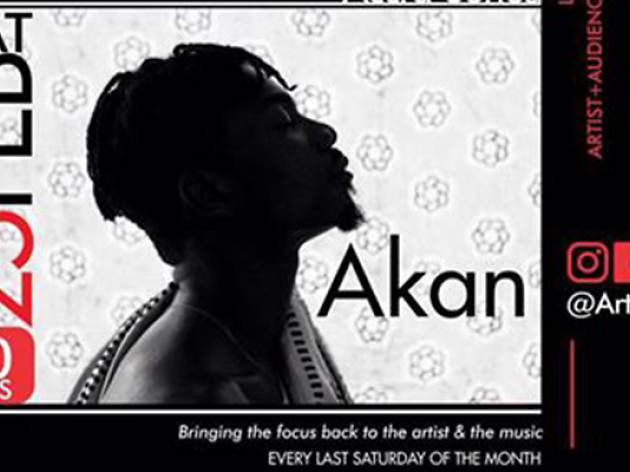The Artist Concert – Akan