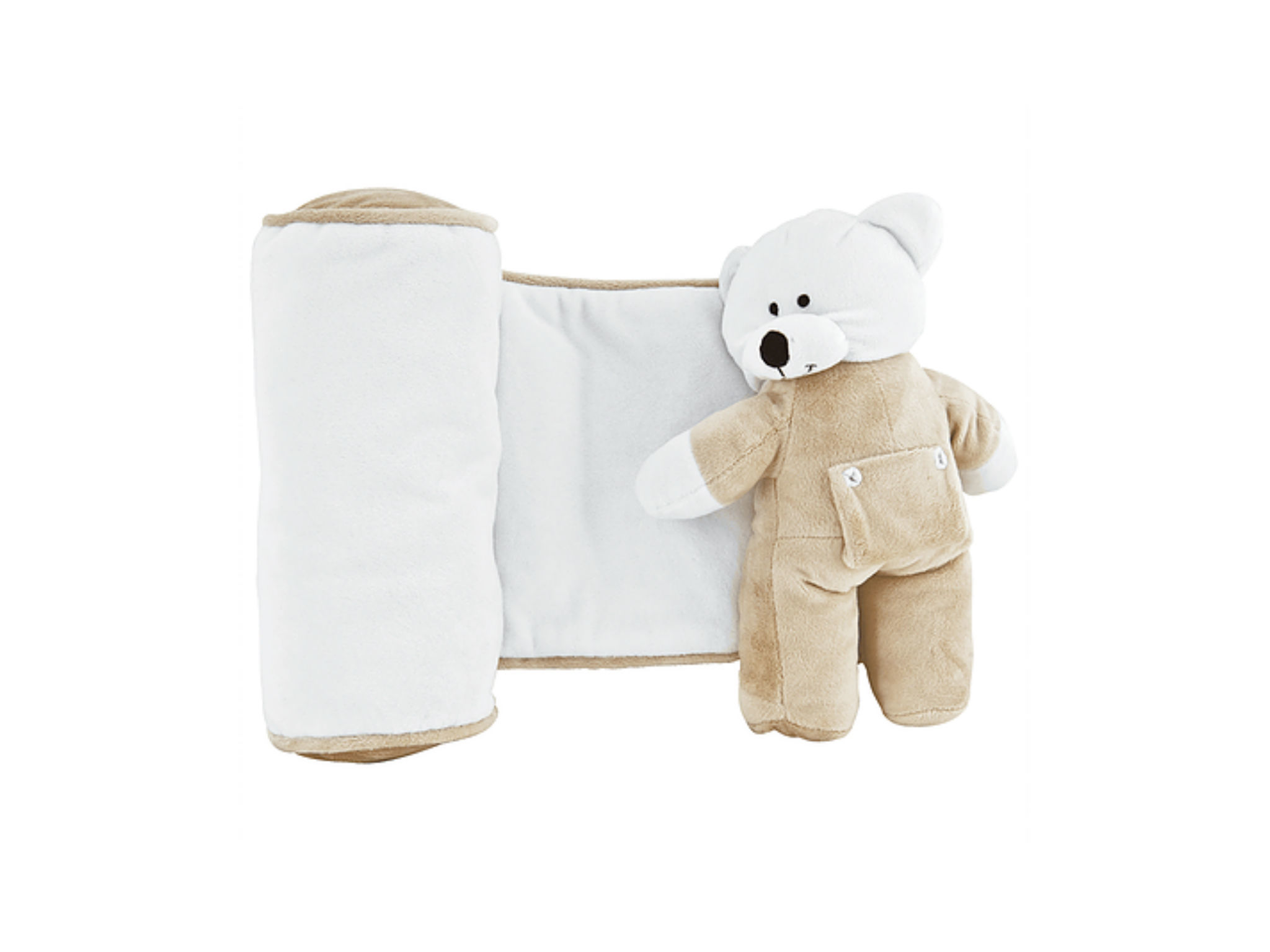 Almohada anti-ahogo de Bebé Estrellitas