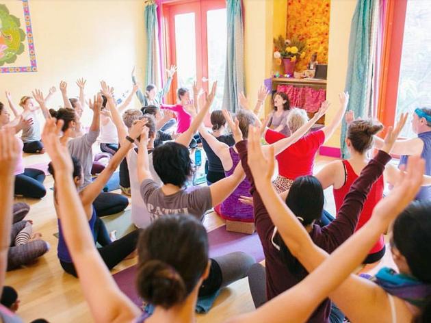 Laughing Lotus Yoga Center