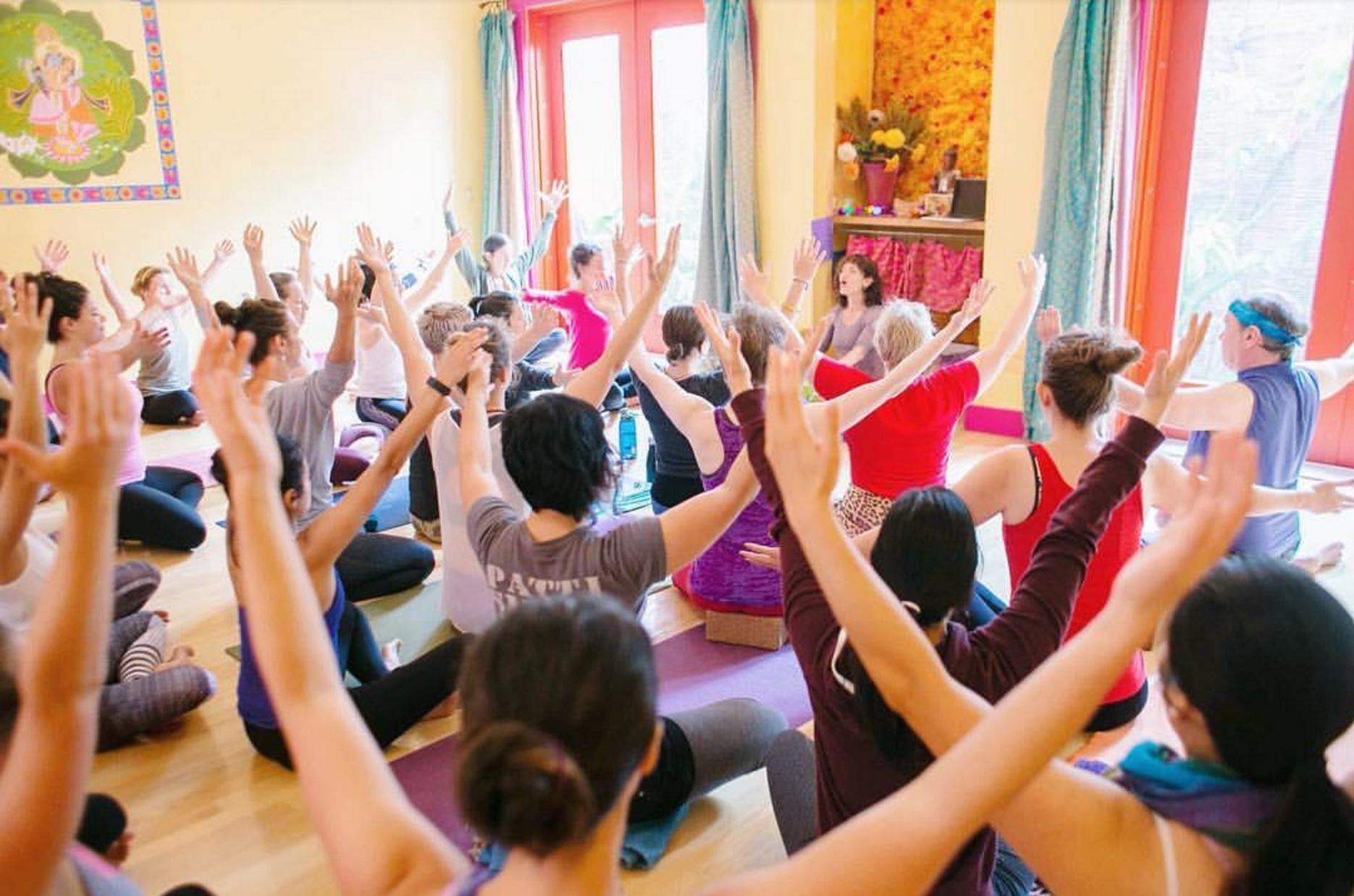 The best yoga studios in san Francisco