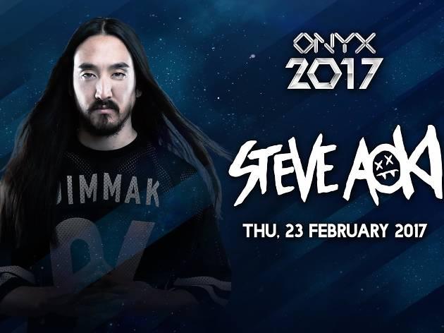 Steve Aoki At Onyx