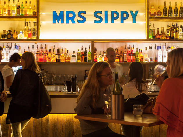 at Mrs Sippy